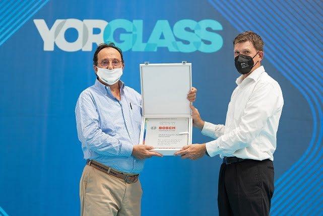 Yorglass, 2021'in en iyi global tedarikçisi