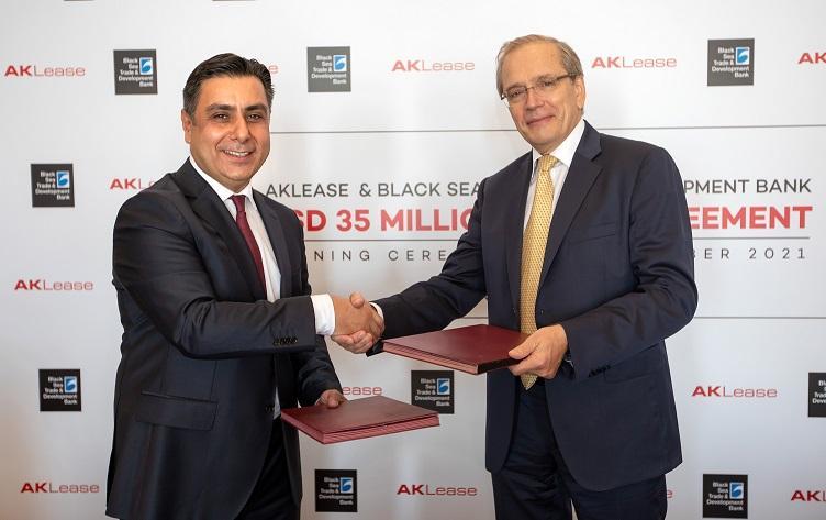 Aklease yeni bir kredi anlaşması imzaladı