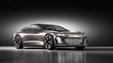 Özel jetlerin konforu yollarda; Audi grandsphere