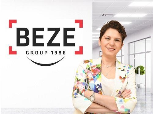 BEZE Group'ta yeni atama