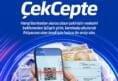 İş Bankası'ndan ÇekCepte uygulaması