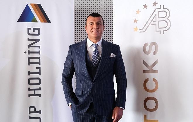"""AB Grup Holding'ten Kripto paraya yerli ve milli yatırım """"ABStocks"""""""