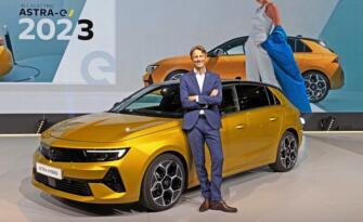 Yeni Opel Astra, 2022'nin İlk Yarısında Türkiye'de!