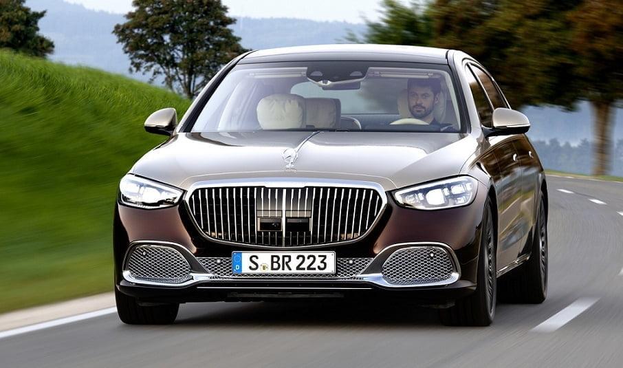 Yeni Mercedes-Maybach S-Serisi Türkiye'de