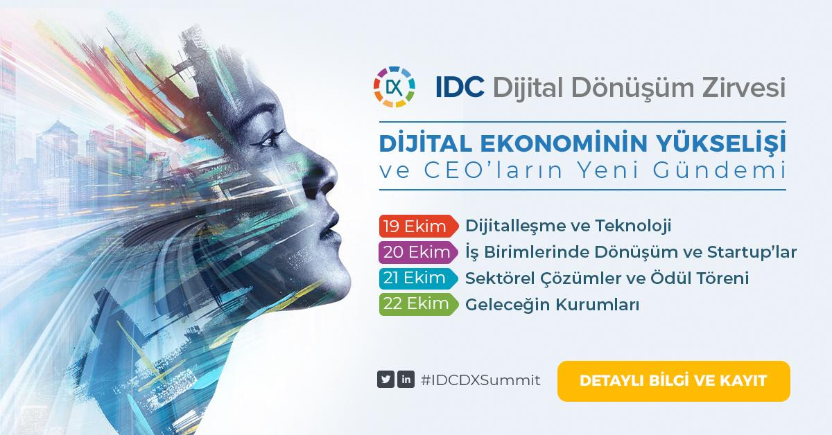 Dijital Dönüşüm Haftası Başlıyor!